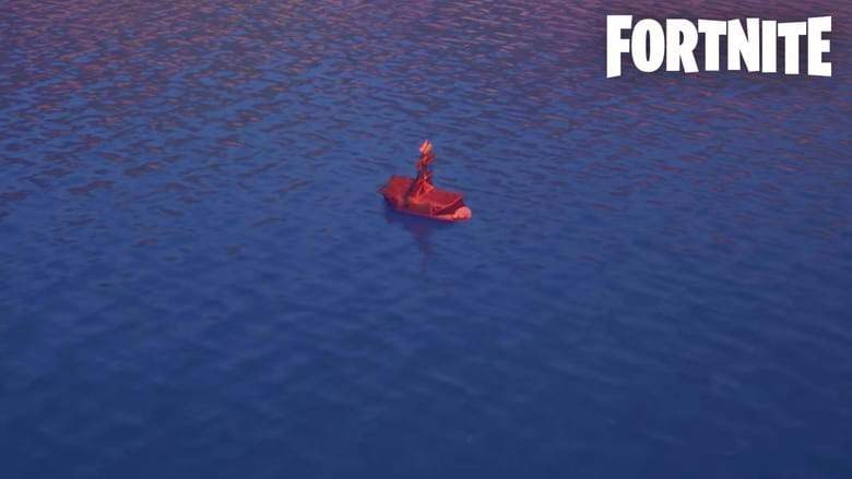 How to Find the Hidden Loot Boat in Fortnite Season 3