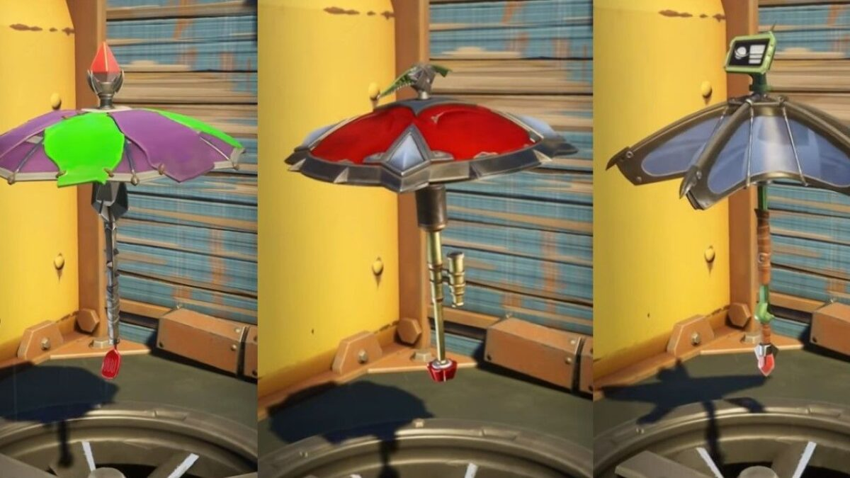 Fortnite: How to Unlock Different Colors for The Build-a-Brella – Screen Rant