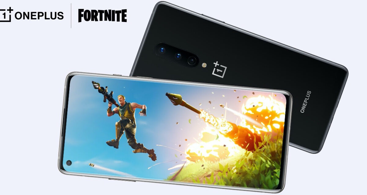 What's it like playing Fortnite at 90 FPS on a OnePlus 8? | Articles