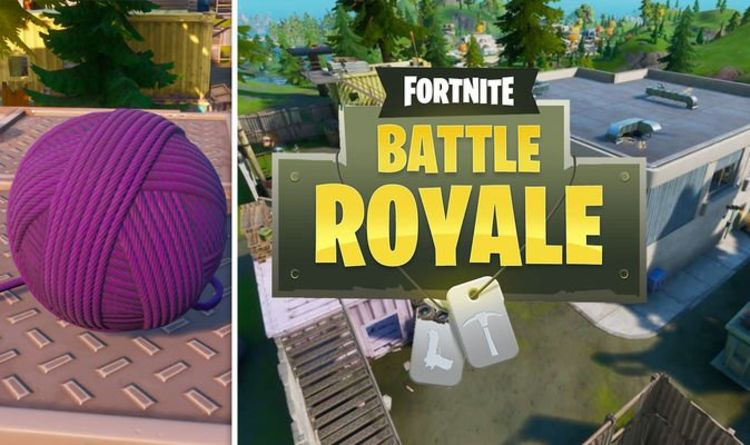 Fortnite Balls of Yarn at Catty Corner Week 7 challenge map locations REVEALED | Gaming | Entertainment