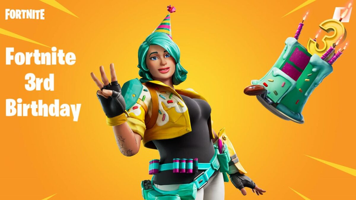Fortnite Birthday – Recap and What to Expect this Year? – EssentiallySports