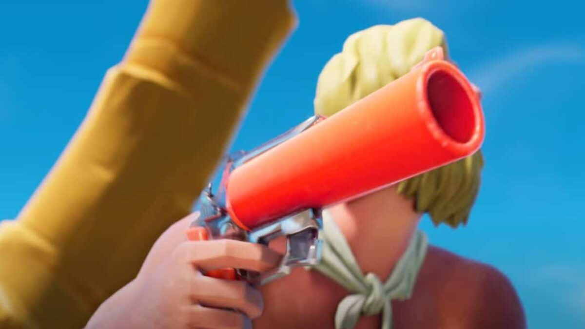 Fortnite: How to Use the New Flare Gun (& Where to Find it) – Screen Rant