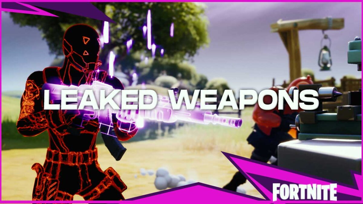 Fortnite: New Weapon Leaked in Trailer? Black Manta, Aquaman, Heavy AR, Mini-Gun and More News!