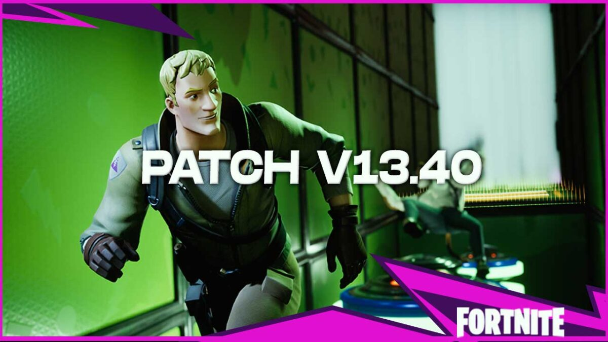 Fortnite Patch v13.40: Release Date, Patch Notes, Weapons, Cars, Locations, Map Changes & more!