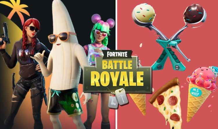 Fortnite update 13.30 leaks – NEW Summer Skin Pack, Unpeely, Party Diva, TikTok emote | Gaming | Entertainment
