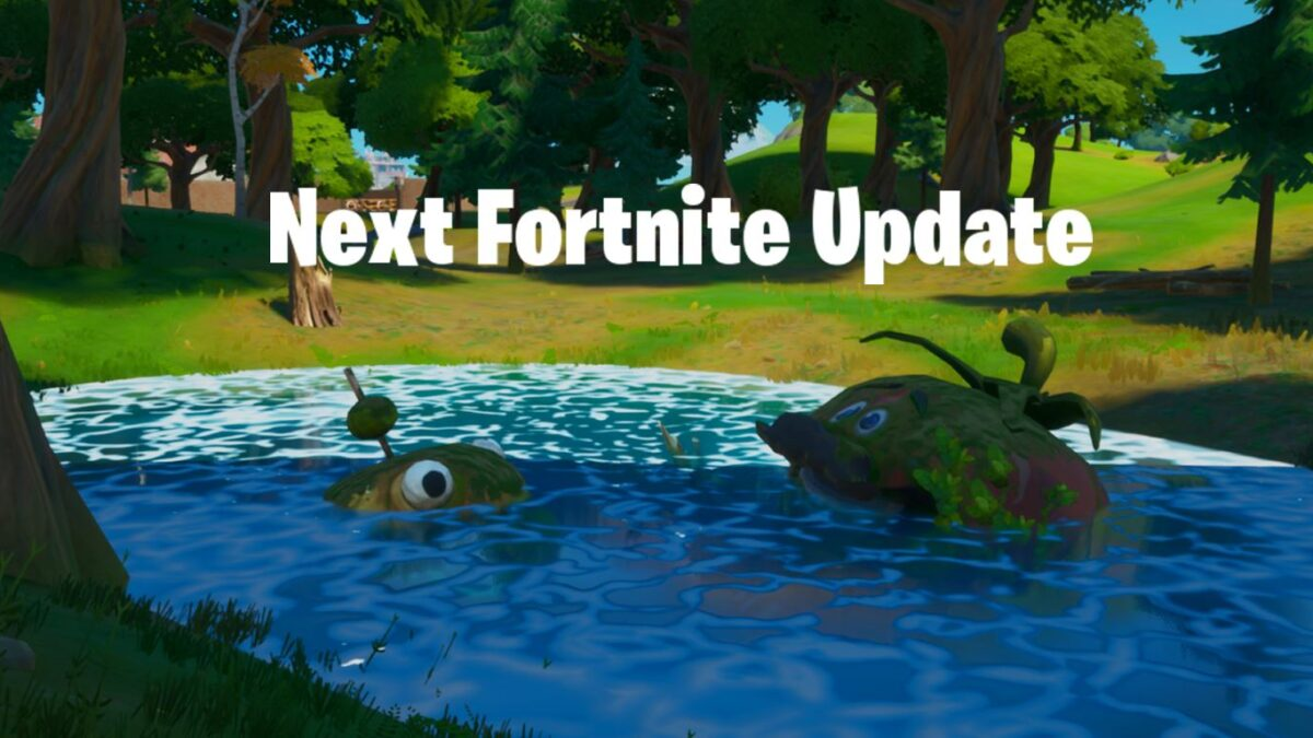 Fortnite Update: New patch update bug fixes & more