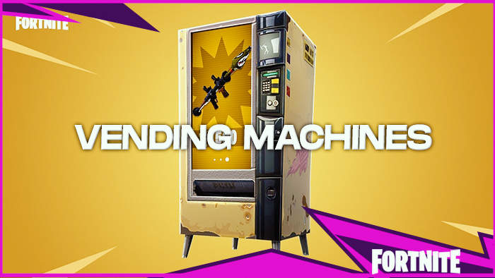Fortnite: Vending Machines To Make A Return During Season 13 – Release Date, News, and More!