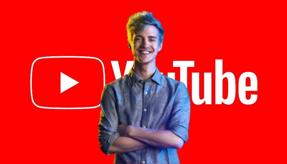Ninja's test stream points to potential YouTube signing – FortniteINTEL