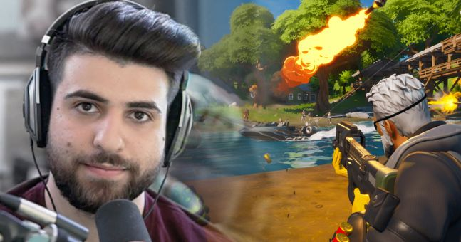 SypherPK lashes out at Fortnite stream snipers for ruining YouTube videos
