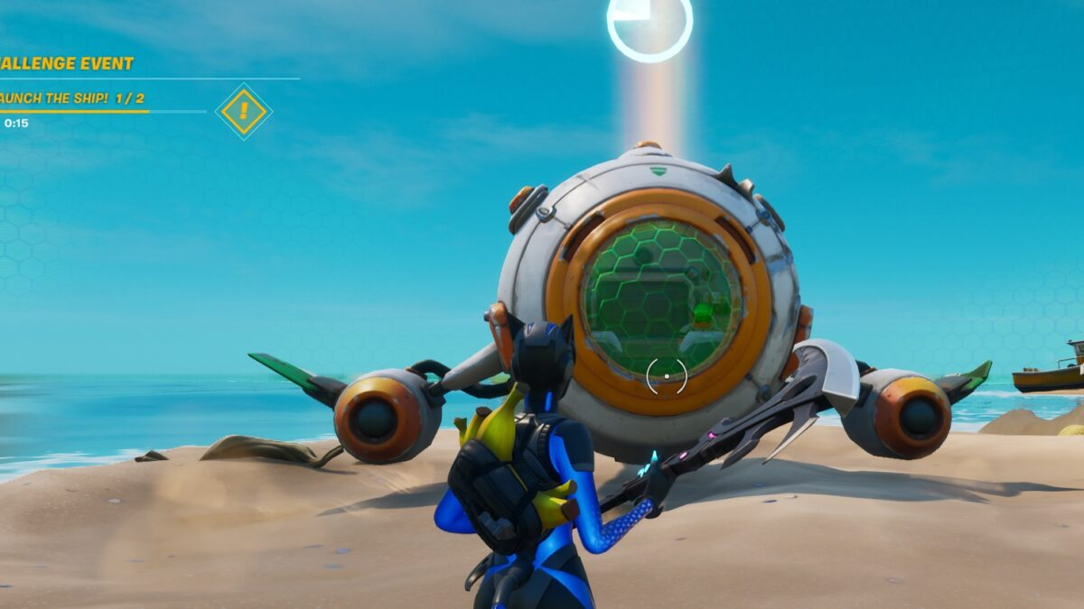 Fortnite Astronaut Challenge: Where to find the missing spaceship parts