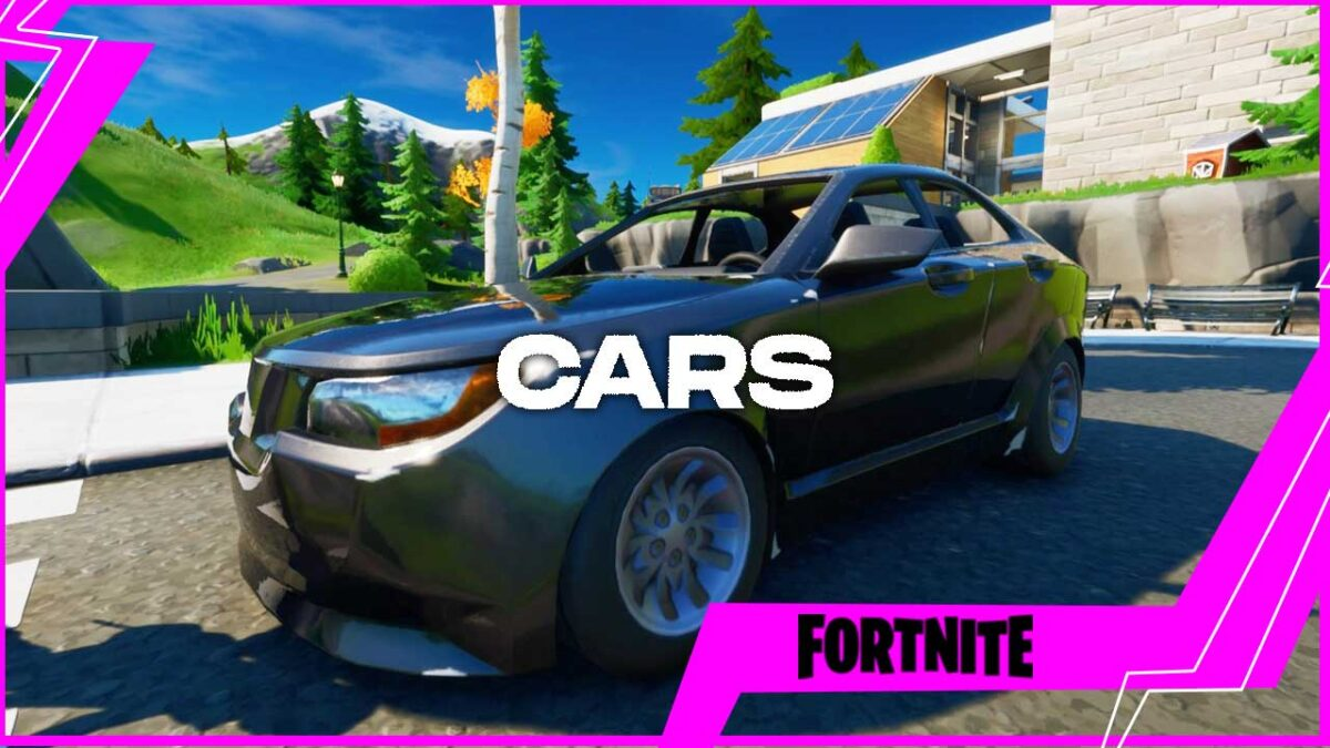 Fortnite Chapter 2 Season 4 Cars: When do they arrive? Release Date, Theme, Battle Pass & More