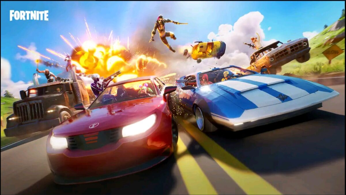 Fortnite: Epic Announces Official Date For Cars