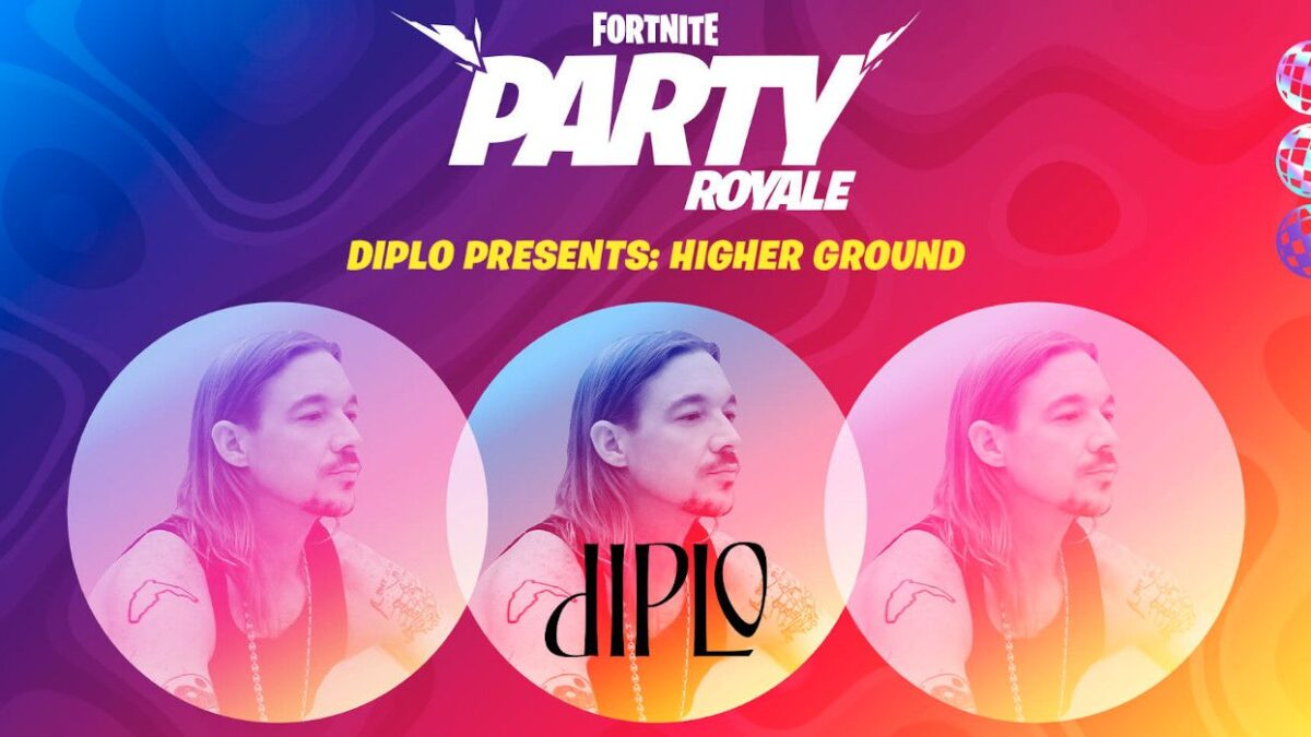 Fortnite: How to Watch the Diplo Event