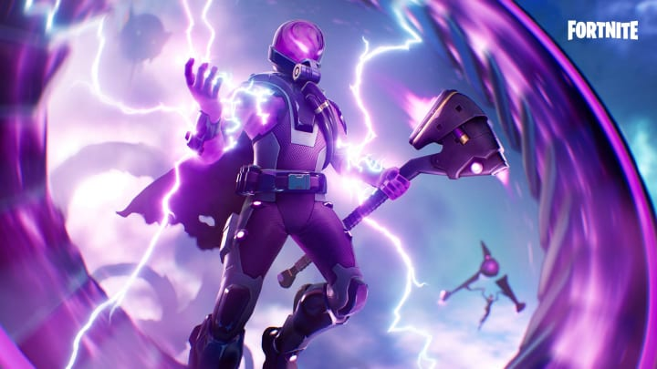 Fortnite Map Glitch Lets You Dodge the Storm for Easy Wins