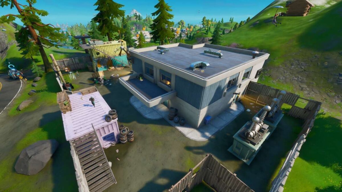 Fortnite: Where To Find The Balls Of Yarn At Catty Corner Guide