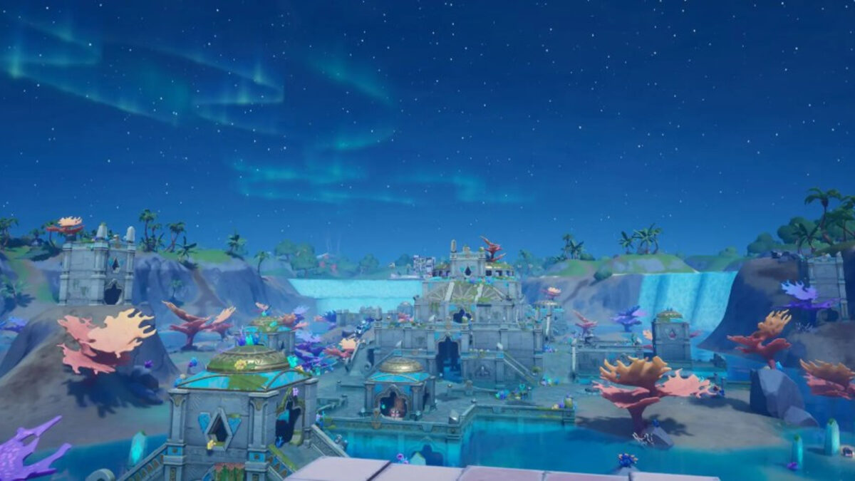 Fortnite's Atlantis has been discovered