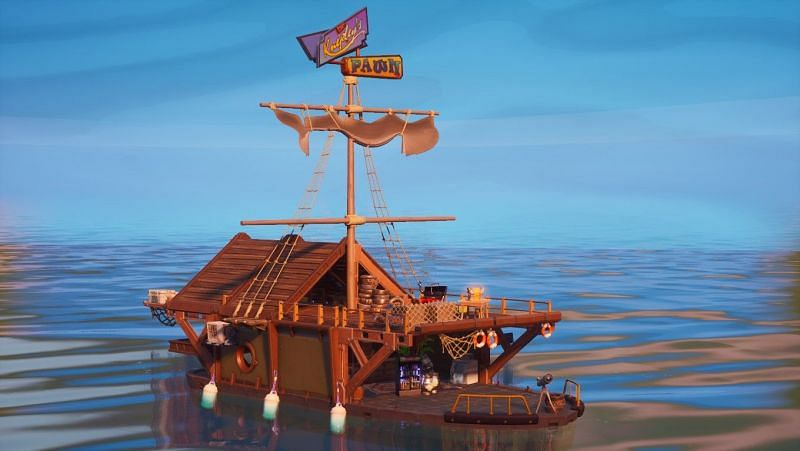 How to find the Secret Loot Boat in Fortnite Season 3 – Sportskeeda