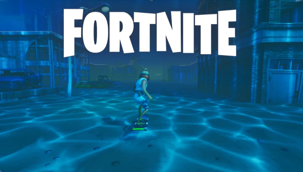 Fortnite Season 3 Update: New Atlantis POI and Other Secrets