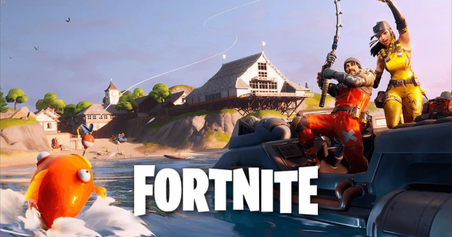 Over 30 new Fortnite fish types could be coming in Season 3