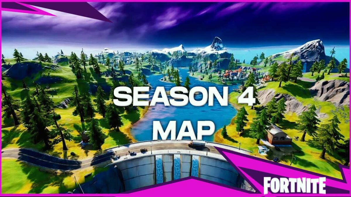 *UPDATED* Fortnite Chapter 2 Season 4 Map: Reveal, Changes, Marvel Theme, New POIs, Rumors, Release Date & more about Season 14