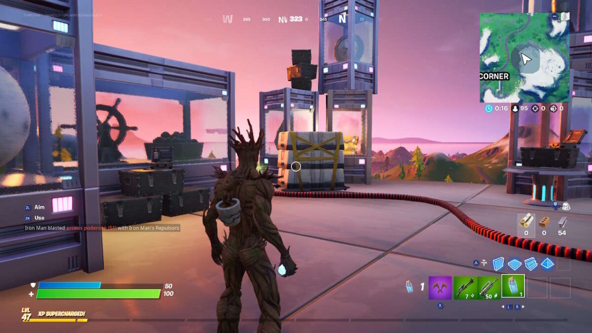 Fortnite Location Guide: Destroy Collector Cases At The Collection (Week 4)