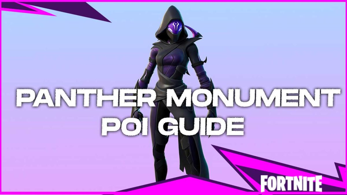 Fortnite: Panther Monument POI Guide – Location, Loot, Abilities, Boss, Black Panther, and More!