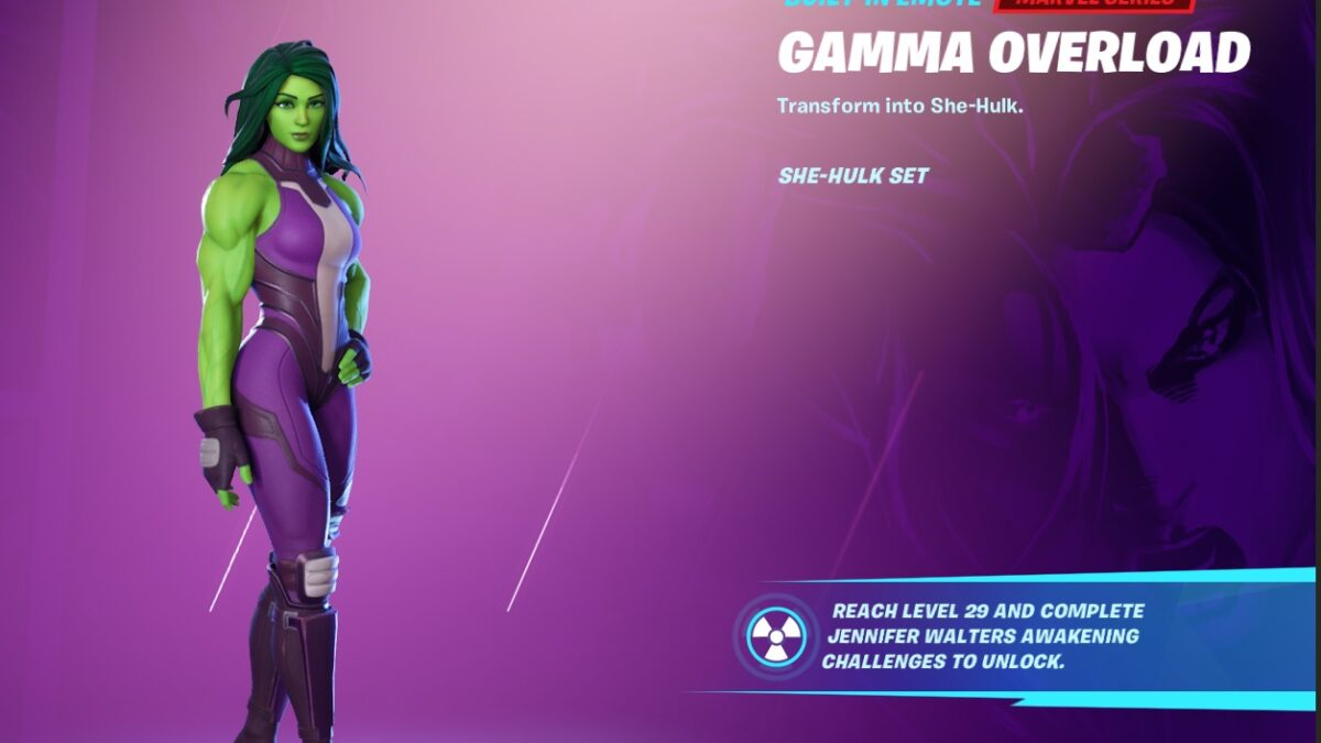 Fortnite: She-Hulk Awakening Challenge – Where to find Jennifer Walters' office and how to smash the vase