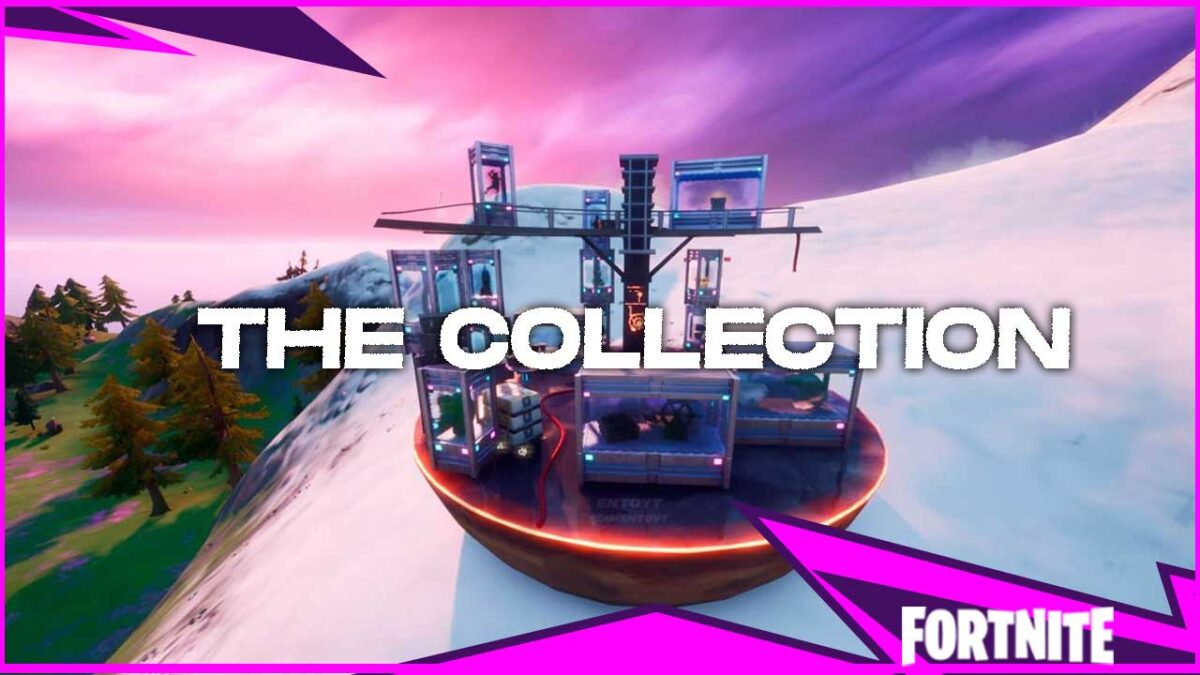 Fortnite The Collection POI – Landmark, Location, Loot and More!
