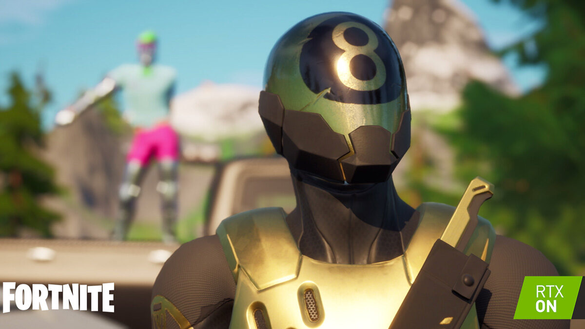 Fortnite to get faster with the partnership of NVIDIA andEpic Games