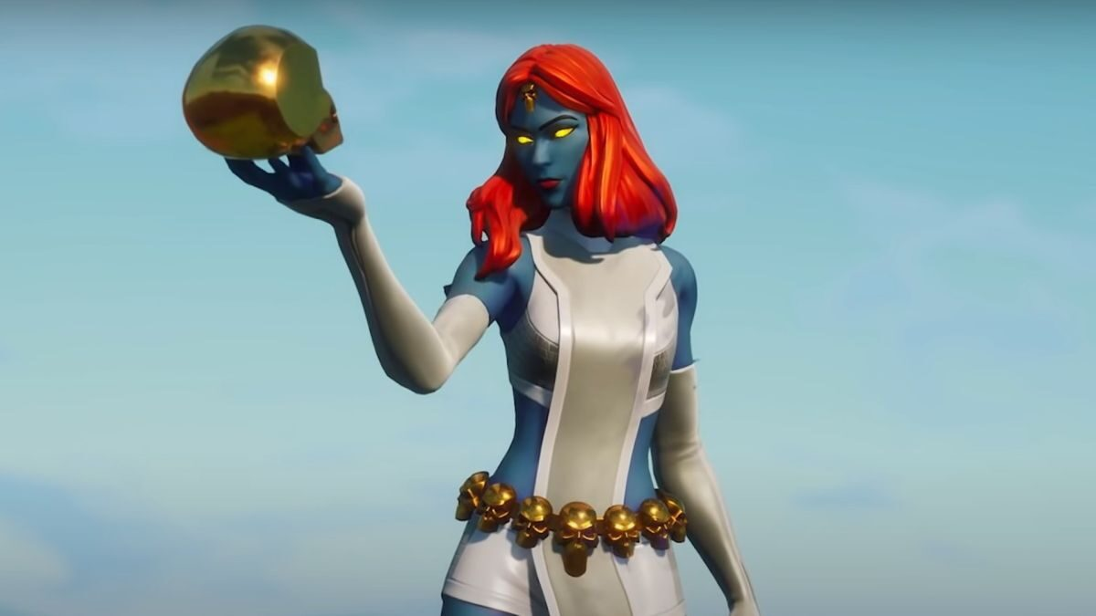 How to complete the Mystique Awakening Challenges in Fortnite