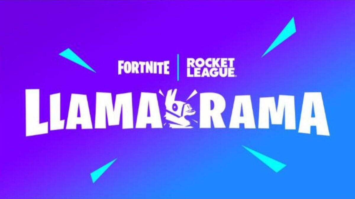 How to get Rocket League back bling in Fortnite? Llama Rama event challenges and rewards