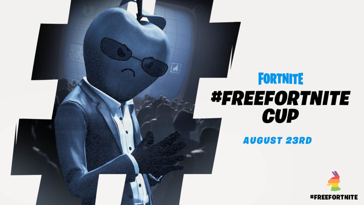 How to participate in the Free Fortnite Cup?