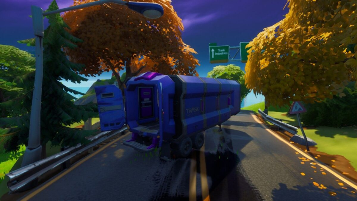 Where to find a Trask Transport Truck in Fortnite (Wolverine Week 5 Challenge) – Screen Rant