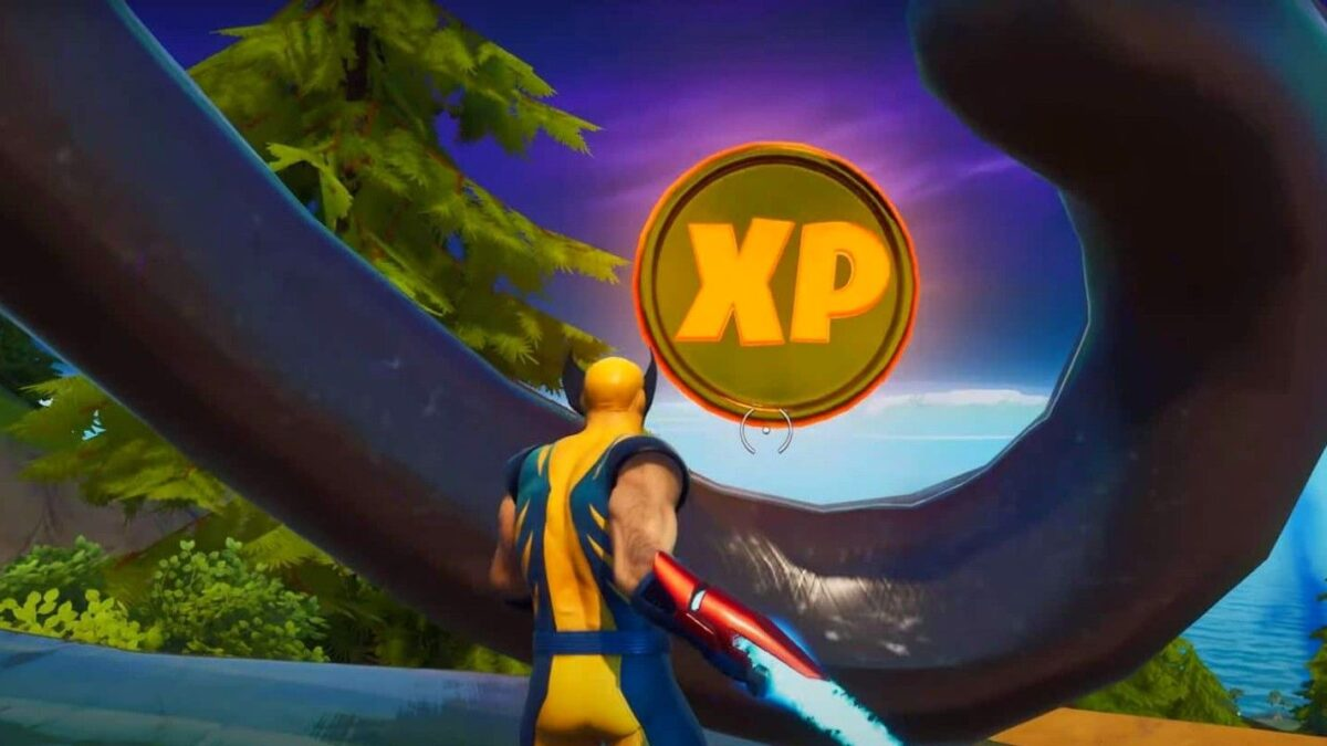 Every Week 8 XP Coin Location in Fortnite Season 4