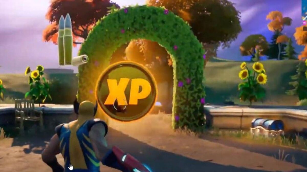 Every Week 9 XP Coin Location in Fortnite Season 4
