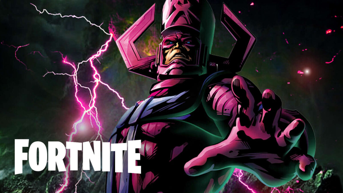 Fortnite just secretly added Galactus to map in v14.30 update