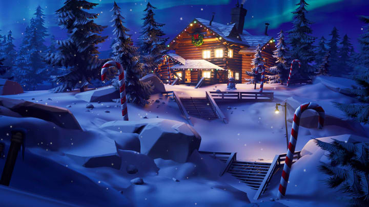 Fortnite Leak Reveals New Content and Possible Winter Update