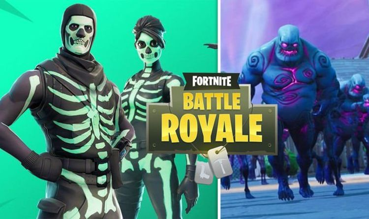 Fortnite update 14.40 patch notes – Server downtime, Fortnitemares, Zombies, Midas Ghosts | Gaming | Entertainment