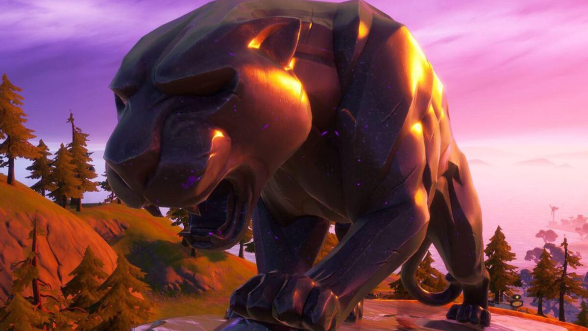 How to Unlock Black Panther's Kinetic Shockwave in Fortnite
