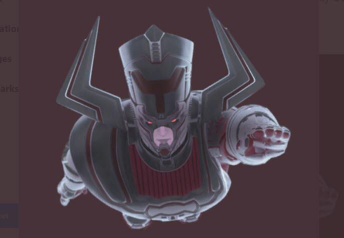 New 'Fortnite' Leak Reveals Galactus Will Soon Be Invading The Map