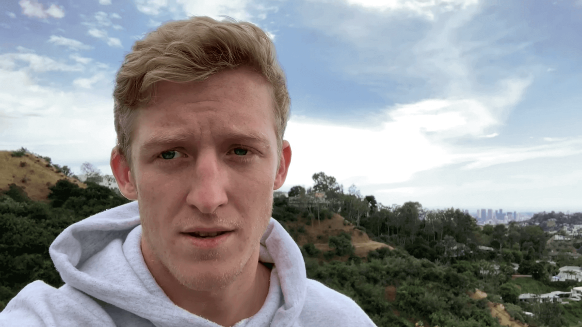 Tfue finally reveals why he quit Fortnite