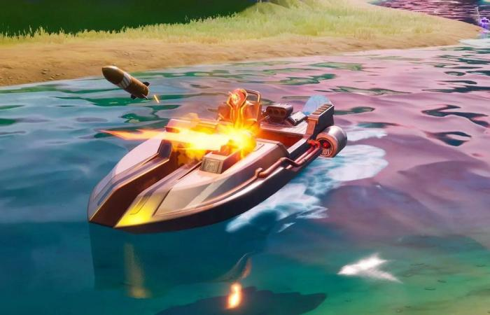 Where are the boats in Fortnite? How to get from…