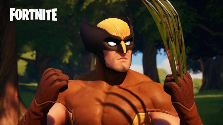 Wolverine Can Be Used to Farm Challenges in Fortnite