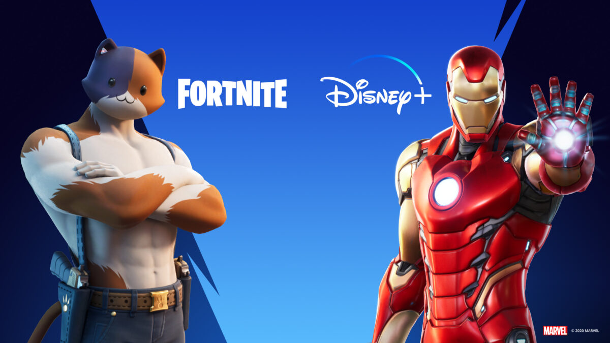 Disney+ expands deal with 'Fortnite' maker Epic Games