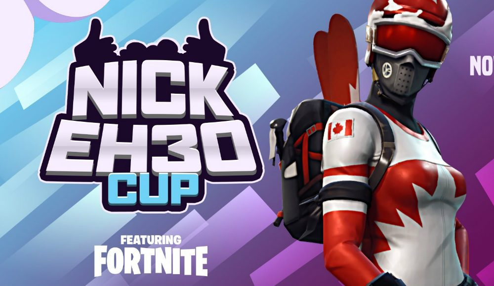 Everything you need to know about the $10,000 Fortnite Nick Eh 30 Cup