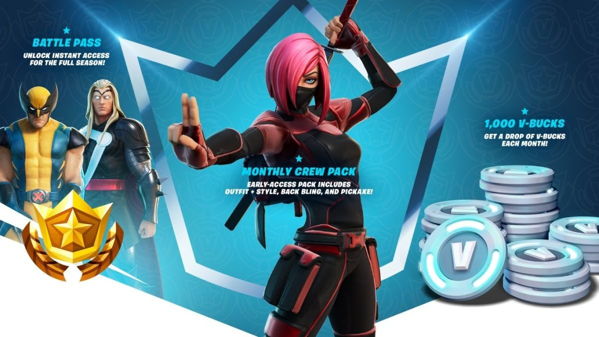 Fortnite could be getting a monthly paid subscription plan