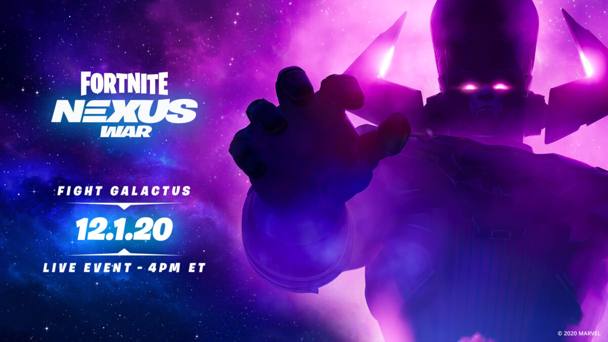Fortnite Streamer Willing to Pay Big Bucks for Galactus Event Thumbnail