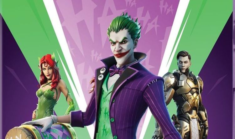 Fortnite Joker skin and Last Laugh bundle release date, launch time and cheapest prices   Gaming   Entertainment
