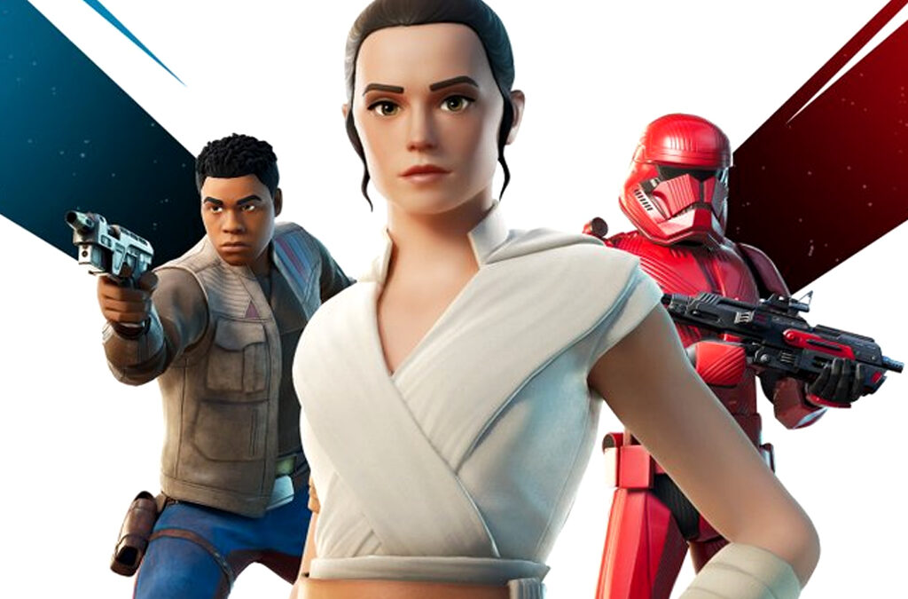 Fortnite may be getting some Star Wars or Mandalorian video game content in December » OnMSFT.com