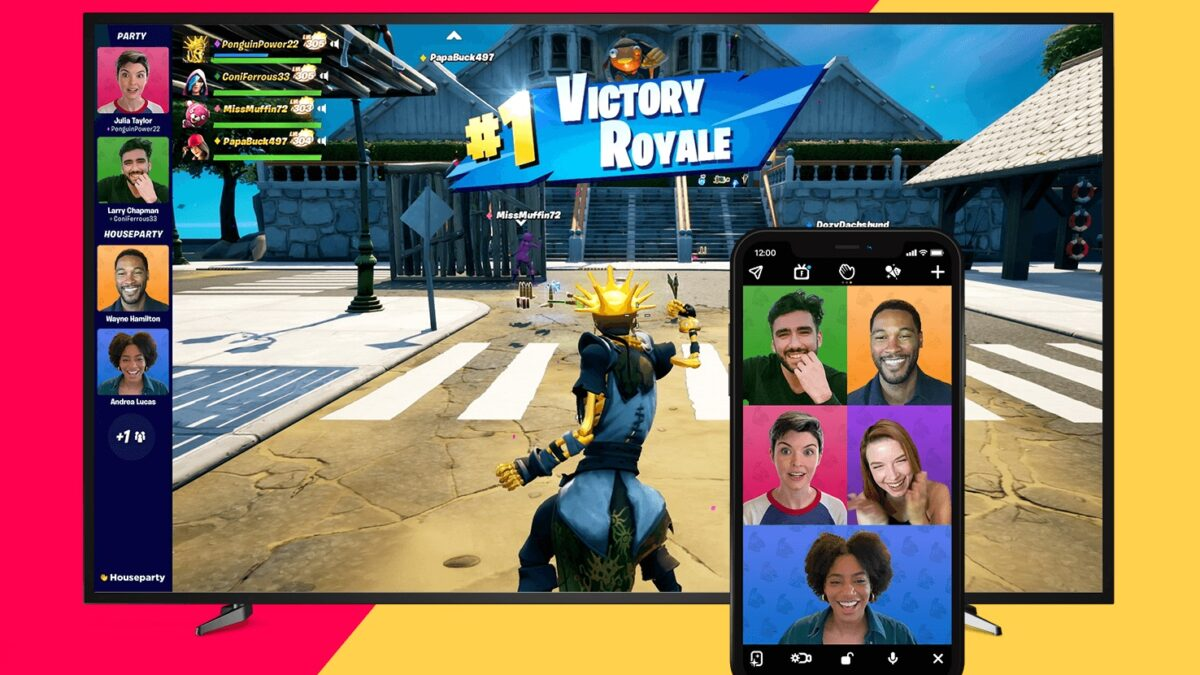 Fortnite Players Can Now Enjoy Video Chat During The Game / Digital Information World